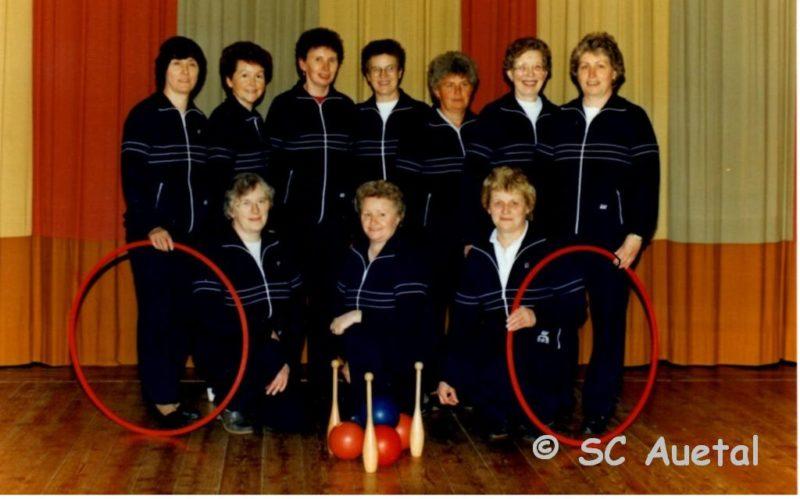 Gymnastik1986,20Jahre